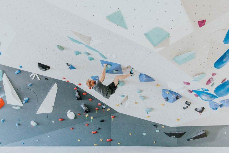 indoor rock climbing gold coast
