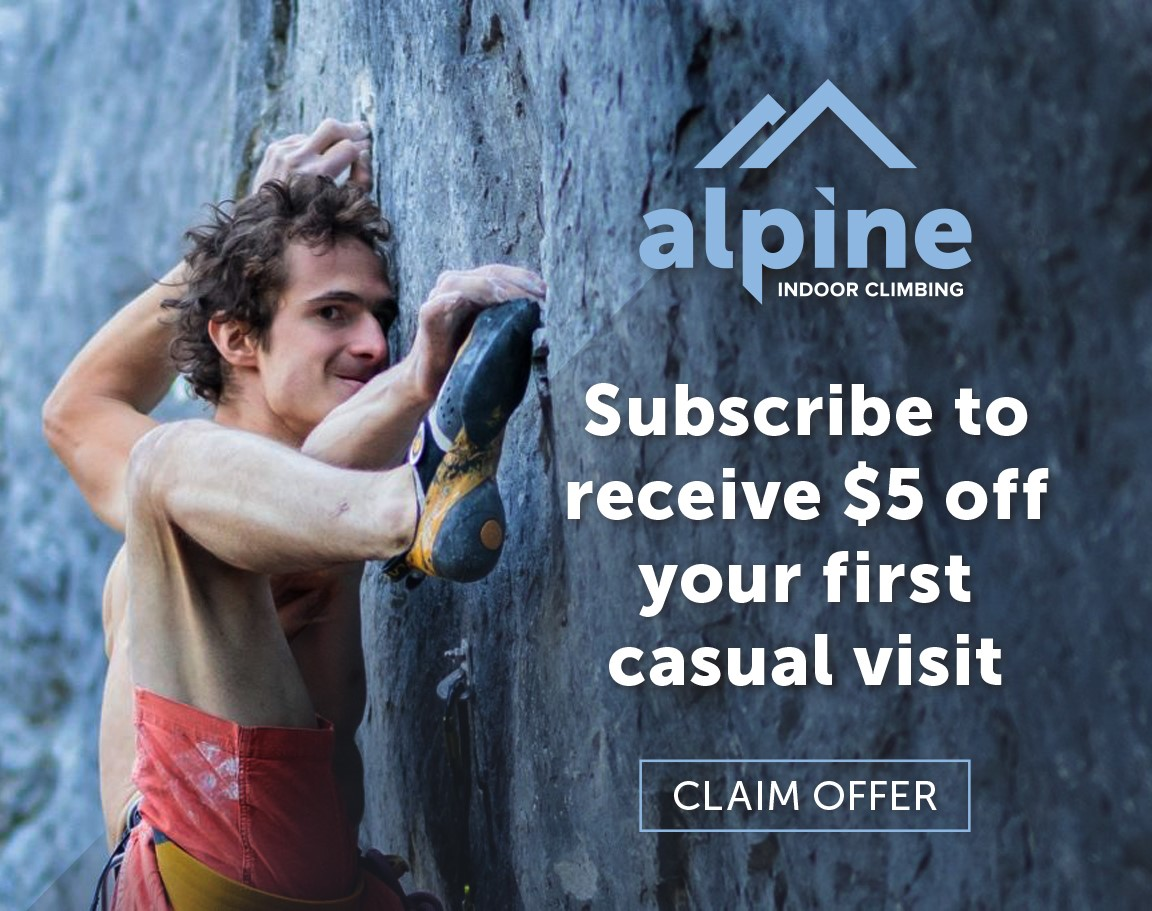 Subscribe to Alpine Indoor Climbing
