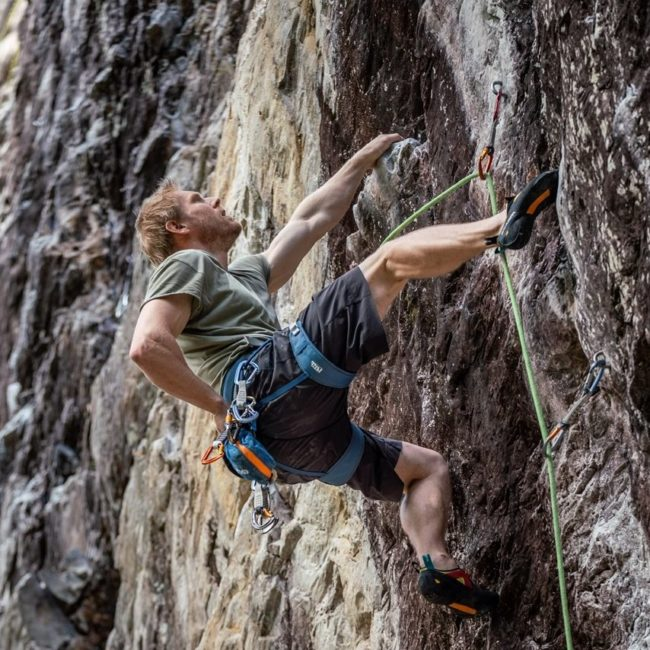 Jamie Booth - Head Route Setter